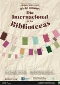 Día Internacional de las Bibliotecas. Fiesta en la Biblioteca de Cáceres. www.fiestaenlabiblioteca.wordpress.com