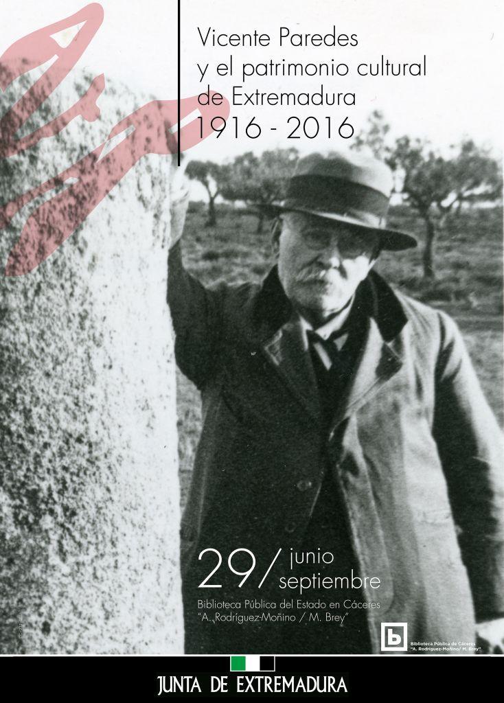 Centenario Vicente Paredes